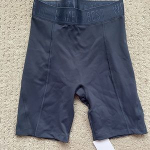 HOLD CYCLING SHORTS-Space Grey